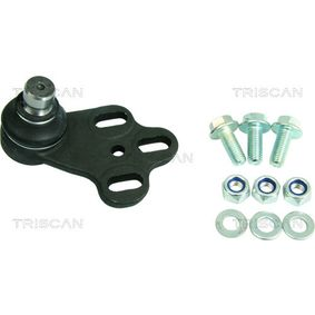 TRISCAN Trag-/Führungsgelenk 8500 29511 für AUDI 80 Avant (8C, B4) 2.0 E 16V ab Baujahr 02.1993, 140 PS