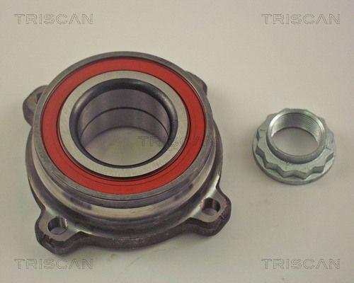 TRISCAN  8530 11217 Radlagersatz Ø: 126mm, Innendurchmesser: 45mm