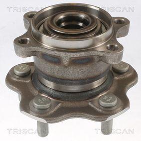 2019 Nissan Juke f15 1.6 DIG-T 4x4 Wheel Bearing Kit 8530 14245