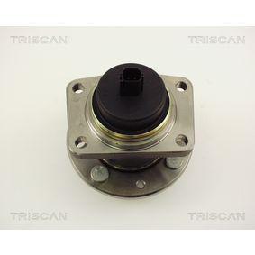 Radlagersatz Ø: 136mm mit OEM-Nummer 1057808