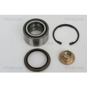 Wheel Bearing Kit Ø: 76mm, Inner Diameter: 42mm with OEM Number 51720-FL-047