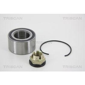 TRISCAN  8530 25120 Radlagersatz Ø: 65mm, Innendurchmesser: 35mm