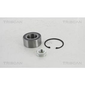 Wheel Bearing Kit 8530 28108 308 I Hatchback (4A_, 4C_) 1.6 16V MY 2014