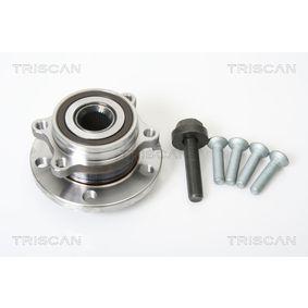 Wheel Bearing Kit Ø: 137mm, Inner Diameter: 30,5mm with OEM Number 8J0 498 625A