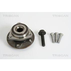 Wheel Bearing Kit Ø: 137mm, Inner Diameter: 27mm with OEM Number 8V0598625B