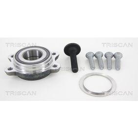 Wheel Bearing Kit Ø: 92mm, Inner Diameter: 47mm with OEM Number 4E0498625B