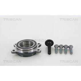 Wheel Bearing Kit Ø: 100mm, Inner Diameter: 61mm with OEM Number 4H0 498 625