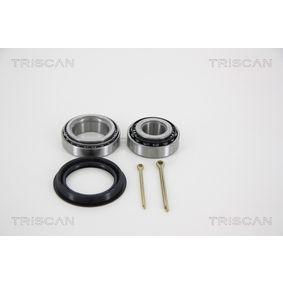 TRISCAN Radlagersatz 8530 29203 für AUDI 80 Avant (8C, B4) 2.0 E 16V ab Baujahr 02.1993, 140 PS