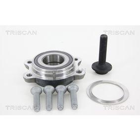 Wheel Bearing Kit Ø: 92mm with OEM Number 3D0 498 607