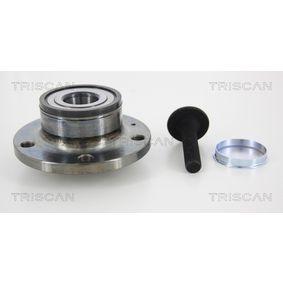 Kit de roulement de roue Ø: 136mm, Diamètre intérieur: 32mm avec OEM numéro 1T0 598 611A