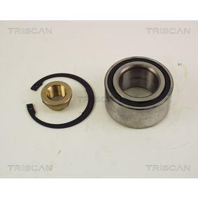 Wheel Bearing Kit Inner Diameter: 46mm with OEM Number 44300-S5A-004