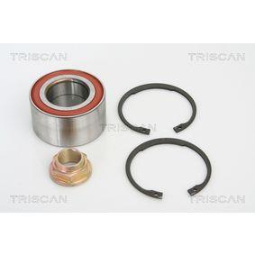 Radlagersatz Ø: 74mm, Innendurchmesser: 39mm mit OEM-Nummer 4689923