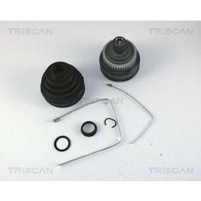 TRISCAN Gelenksatz, Antriebswelle 8540 29116 für AUDI COUPE (89, 8B) 2.3 quattro ab Baujahr 05.1990, 134 PS