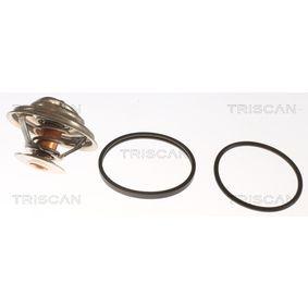 TRISCAN Thermostat, Kühlmittel 8620 2591 für AUDI COUPE (89, 8B) 2.3 quattro ab Baujahr 05.1990, 134 PS
