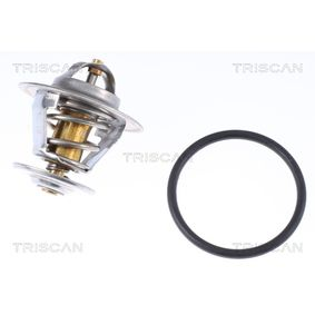 Thermostat, coolant with OEM Number 032 121 113