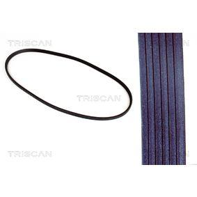 TRISCAN Correa trapezoidal 8640 110790 con OEM número 028145271L