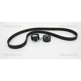 TRISCAN Zahnriemensatz 8647 28031 für PEUGEOT 307 SW (3H) 2.0 16V ab Baujahr 03.2005, 140 PS