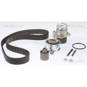 Touran 1T1, 1T2 1.9TDI Wasserpumpe + Zahnriemensatz TRISCAN 8647 290012 (1.9TDI Diesel 2008 BXE)