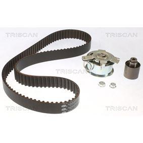 Timing Belt Set with OEM Number 038 198 119 C