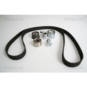 TRISCAN Zahnriemensatz 8647 29079 für AUDI A4 Avant (8E5, B6) 3.0 quattro ab Baujahr 09.2001, 220 PS