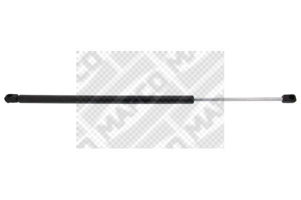 MAPCO  91653 Heckklappendämpfer / Gasfeder Länge: 595mm, Hub: 190mm, Länge: 595mm
