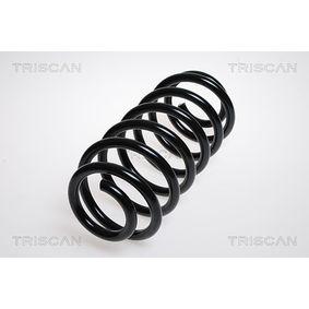 TRISCAN  8750 1015 Fahrwerksfeder