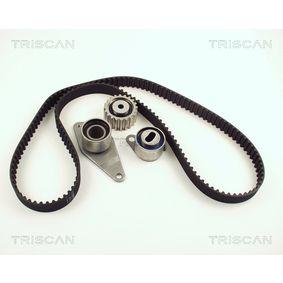 TRISCAN  8750 1017 Fahrwerksfeder