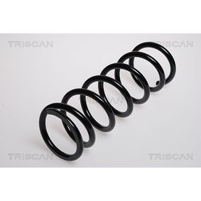 Coil Spring with OEM Number 48131-53020