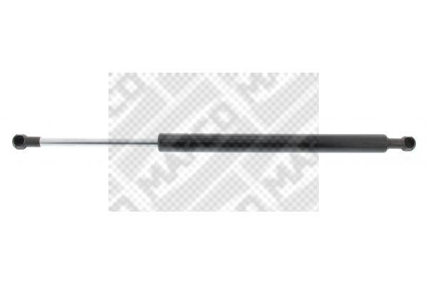 MAPCO  91667 Heckklappendämpfer / Gasfeder Länge: 365mm, Hub: 110mm