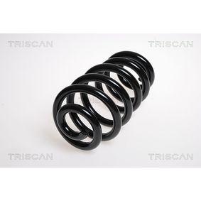TRISCAN Fahrwerksfeder 8750 29179 für AUDI A4 Cabriolet (8H7, B6, 8HE, B7) 3.2 FSI ab Baujahr 01.2006, 255 PS