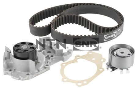 SNR  KDP455.460 Water pump and timing belt kit