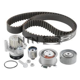 Water pump and timing belt kit KDP457.500 OCTAVIA (1Z3) 2.0 TDI MY 2008