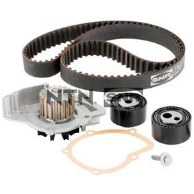 SNR  KDP459.320 Pompa acqua + Kit cinghie dentate