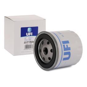 Ölfilter Ø: 87,0mm, Außendurchmesser 2: 82,3mm, Innendurchmesser 2: 58,0mm, Höhe: 89,0mm mit OEM-Nummer 1109.35