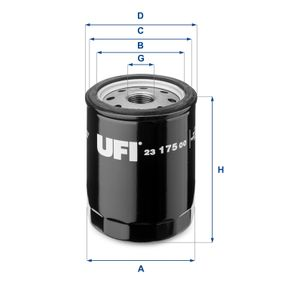 Artikelnummer 23.175.00 UFI Preise