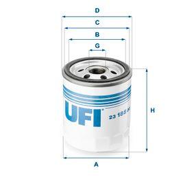 Filtre à huile Ø: 76,0mm, Diamètre extérieur 2: 71,0mm, Diamètre intérieur 2: 61,0mm, Hauteur: 92,0mm avec OEM numéro 6029109