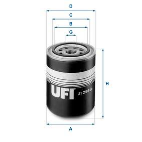 Ölfilter Ø: 93mm, Außendurchmesser 2: 72mm, Innendurchmesser 2: 62mm, Höhe: 128mm mit OEM-Nummer 5013 148