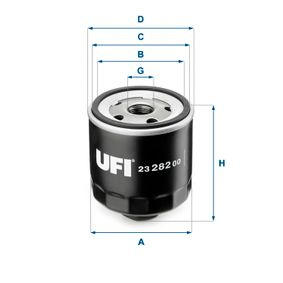 Oil Filter Article № 23.282.00 £ 140,00