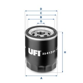 Oil Filter Article № 23.413.00 £ 140,00