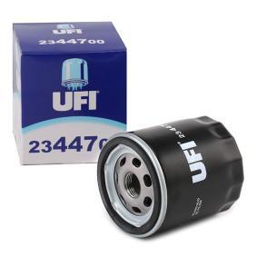 Filtro olio (23.447.00) per per Tappo Monoblocco FIAT CINQUECENTO (170) 0.9 i.e. S (170AF, 170CF) dal Anno 07.1991 40 CV di UFI