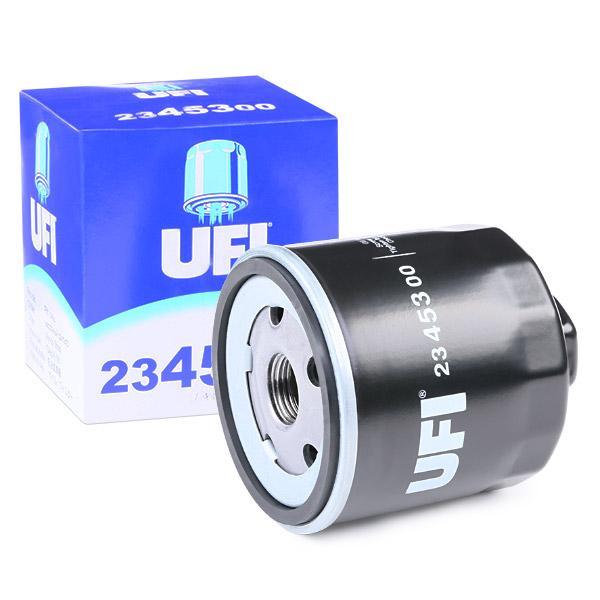Olajszűrő UFI 23.453.00 szaktudással