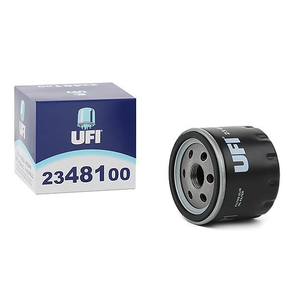 Oil Filter UFI 23.481.00 expert knowledge