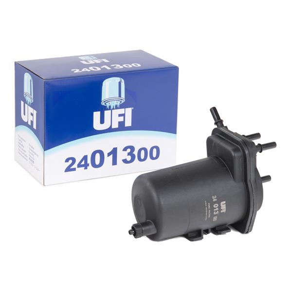 UFI  24.013.00 Fuel filter Height: 189mm