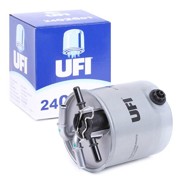 Inline fuel filter UFI 24.026.01 expert knowledge
