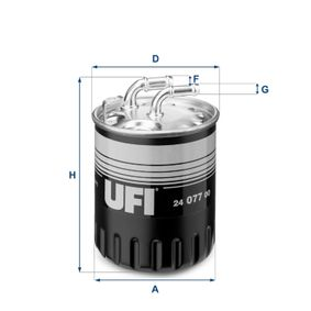Fuel filter Article № 24.077.00 £ 140,00