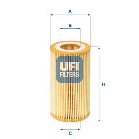 Ölfilter Ø: 63,5mm, Innendurchmesser 2: 29,0mm, Höhe: 116,0mm mit OEM-Nummer 47 72 166