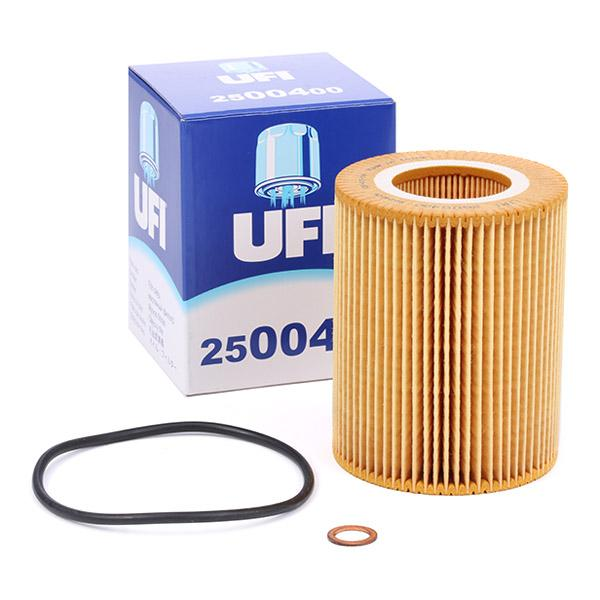 Ölfilter UFI 25.004.00 Erfahrung