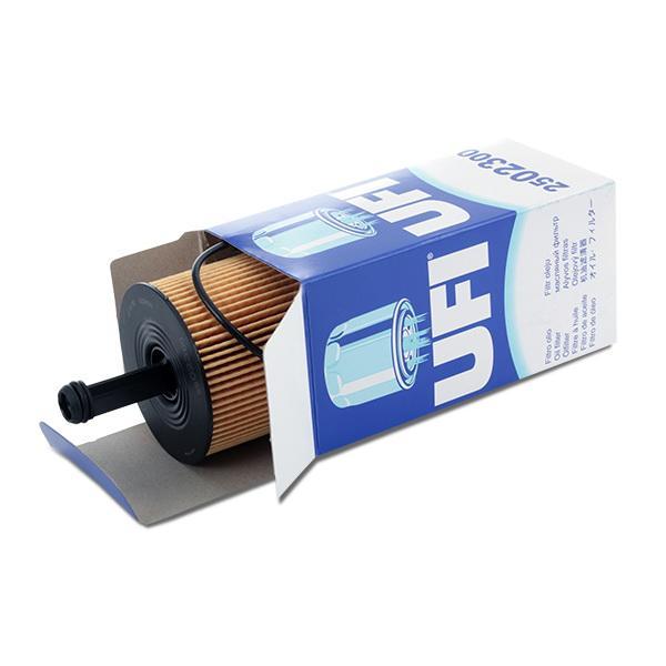 Filtro de aceite de motor UFI 25.023.00 8003453067226