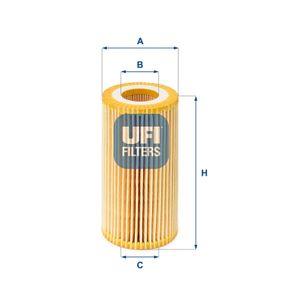 Oil Filter 25.039.00 Focus 2 (DA_, HCP, DP) 2.5 RS MY 2010