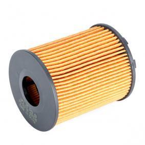 Filtro olio (25.043.00) per per Filtro Olio FIAT GRANDE PUNTO (199) 1.3 D Multijet dal Anno 10.2005 75 CV di UFI